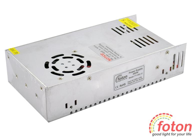 Производитель:Foton Тип блока питания:импульсный Размеры корпуса:215 х 115 х 50 мм Рабочее напряжение...
