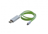 LED Cable USB runing line