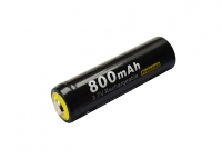 Battery Li-ion Soshine 14500, 3,7V 800mAh Protected