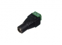 Power jack 2pin - 5,5mm Mother
