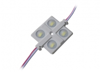 SMD 5730, 4LED, IP67 (matted lenses)