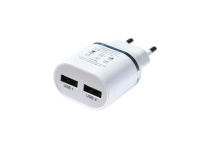Travel adapter 2xUSB