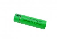 Аккумулятор Battery Li-ion Samsung 18650, 3,7V 2500mAh