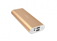 Yoobao Power Bank 10000 mAh golden