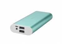 Yoobao Power Bank 10000 mAh green
