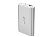 Yoobao Power Bank 7800 mAh silver