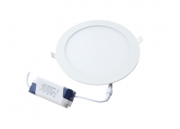 LED Downlight Multi White 12W slim (round)