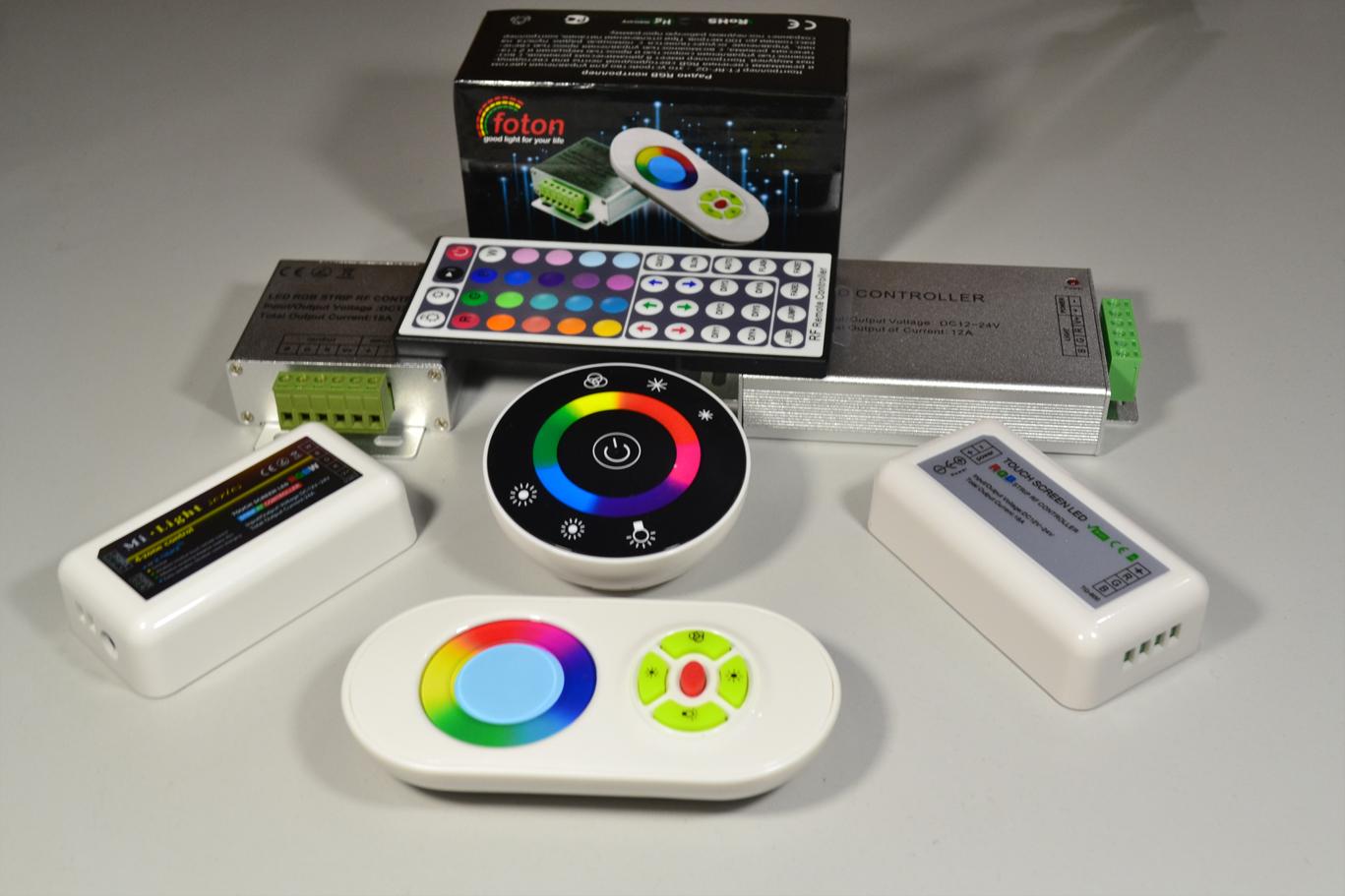 Картинки по запросу Как подобрать RGBконтроллер